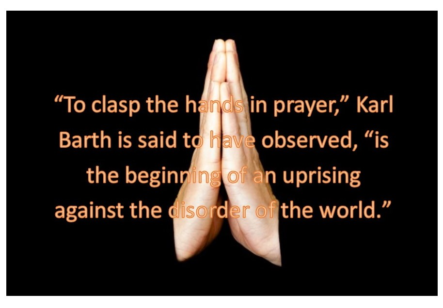 Karl Barth Quote (2)